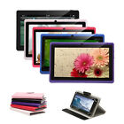 "IRULU eXpro X1 Tablet PC 7"" Multicolor Android 4.4 KitKat Quad Core Bundled Case"