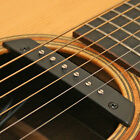 NEW - ACOUSTIC GUITAR SINGLE COIL SOUNDHOLE MAGNETIC PICKUP