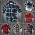 Hollister by Abercrombie HCO - Mens Muscle Fit Flannel Shirt Sz S M L XL NWT!