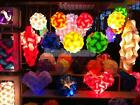 30Pcs IQ Jigsaw Puzzle Bar Light Lampshade Modern Ceiling Light Decoration DIY