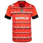LEICESTER TIGERS Adult 2014/15 Alternate Pro Jersey (B976301-A62)