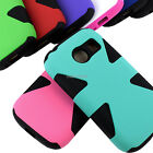 For Samsung Galaxy Ace Style S765C Dynamic Tuff Impact Hybrid Hard Case Cover
