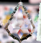Rainbow Chandelier Glass K9 Crystals Lamp Lighting Prisms Parts Hanging Pendants