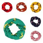 New Winter Warm Knitted Scarf Baby Kids Children Neck Wrap Shawl Mustache Patten