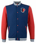 Puma Kids Junior Blue Collegiate Baseball Jacket (821963 01) R17