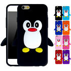 "Adorable 3D Cartoon Silicone Rubber Back Case Cover Skin for 4.7"" iPhone 6 Cute"