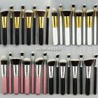 8pcs Makeup Brushes Cosmetic Set Synthetic Kabuki Foundation Blending Blush N4U8