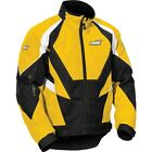 Castle X Racewear Platform G4 Jacket  Mens sizes S-2XL YELLOW Ski Doo