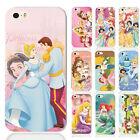 New Cartoon Fairy Tale Princess Pattern Hard Back Case Cover For iPhone 5 5S