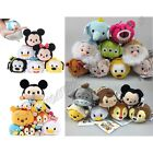 "Tiny Plush Doll Tsum Tsum 3.5"" Mini Stackable Stuffed Toy Gifts for Kids New"