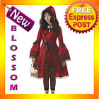 CK106 Red Riding Hood Tween Girls Book Week Halloween Fancy Dress Up Costume