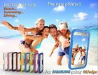 Waterproof Shock Dirt Proof Rigid Plastic Case Cover For Samsung Galaxy Note 4