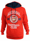 Puma AFC Fan Hoodie Mens Arsenal Hoody Red Jumper (746946 01) U27