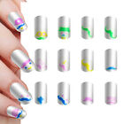 Colorful 3D Mustache Nail Art Stickers Tips Manicure Decal DIY Decoration Hot
