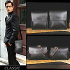 Popular Genuine Leather Cross Body Messenger Shoulder Business Bags Briefcase