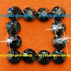 (Any SIZE) Jet Hematite Iron On Flatback Hot fix Rhinestones Crystal Shine Nices