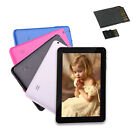 "iRULU Tablet PC New 9"" 8GB Google Android 4.4 Kitkat Quad Core Bluetooth WIFI"