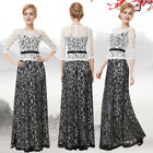 Ever Pretty Ladies Lacy Floral Daily Maxi Evening Dresses 08439 AU size 8-14