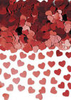 1 x 14g Bag of Table Confetti - Valentines Day - Sprinkle / Decoration / Love