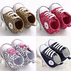 A+Cute Anti-slip Girls Newborn Infant Toddlers Soft bottom Baby shoes 0-18months
