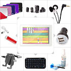 Range of Accessories for Archos 101 Helium inc. Cases, Chargers & Cleaning Kit