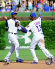 Jorge Soler & Starlin Castro Chicago Cubs 2014 MLB Action Photo (Select Size)