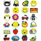 BBUM0148 CARTOON CUTE ANIMAL / SMILEY WORLD / FRESH FRUITS / ROBOT BELT BUCKLE