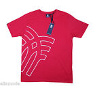Fenchurch Men's Red White Large Icon T Shirt Fast Free UK Shipping BNWT Medium