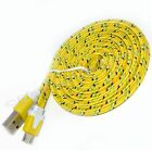 For Android Phones Braided Micro USB 2.0 Charging & Sync Charger Cord lot