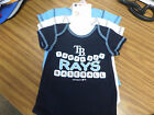 NWT MLB Tampa Bay Rays 3 piece Creeper / BODY SUIT Set - Infants on Ebay