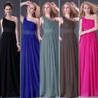 CLEARANCE~Sexy Luxury Long Maxi Bridesmaid Date Prom Formal Party Evening Dresse