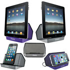 iHome IHM27BC Portable Rechargeable MP3 Stereo Speaker System 2 Colors