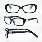 Quilted Design Women Readers Reading Glasses Black 1.00 1.25 1.50 1.75 2.00 2.50