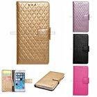 Apple iPhone 6 Plus NEW PU LEATHER WALLET COVER WITH CREDIT ID CARD HOLDER CASE