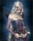 Poster Angel of Death - Victoria Frances