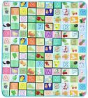 Baby Toddler Childrens Crawl Foam Soft Play Game Educational Alphabet Mat Carpet