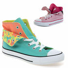 Converse Chuck Taylor All Star Womens  Ladies Girls Trainers Two Fold Shoes Size