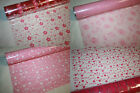 mothers day cellophane pink lilac cupcakes butterflies script choose