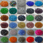 Wholesale!100-1000pcs 4-6mm crystal 5301 Bicone Beads, U Pick color
