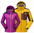 NEW Women Good Waterproof Breathable Jacket Ski Outdoor Hiking Jacket DGD15021