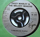 "ZIGGY MARLEY - Tomorrow Poeple - Excellent Condition 7"" Single VS 1049"