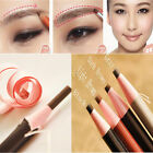 1Pc Women Fashion Soft Crayon Waterproof Eyebrow Eyeliner Makeup Pencil Beauty