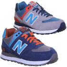 New Balance M574 Mens Suede Leather Trainers Size UK 4 - 12