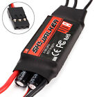 Black 40A Brushless Speed Controller ESC For RC Cars And RC Helicoper