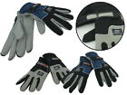 Thermal Insulated Polyester Fleece Winter Outdoor Gloves Adjustable Wrist Strap