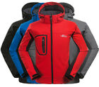 2015 NEW Men Good windproof Breathable Hiking Jacket Ski Outdoor Jacket