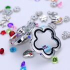 Diy Snapit Floating Locket Bracelet Necklace Chunk Charm Button For Snap Jewelry