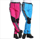 2015 NEW Women Lady Waterproof Breathable Hiking Mountain Travel Outdoor Pants