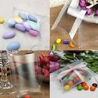 50/100pcs Cute Clear PCV Pillow Favor Box Wedding Party Favor Gift Candy Boxes
