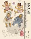 Reproduction Vintage Dy-Dee Doll Clothes Sewing Pattern M1493